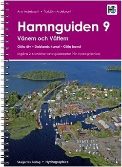 Hamnguiden 9 Göta K - Vänern-Vättern