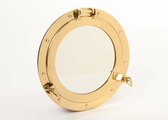 Spegelventil mässing 280mm
