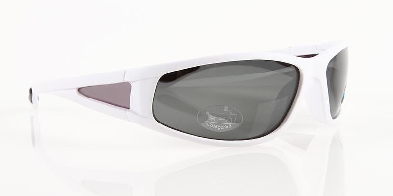Solglasögon Vita, UV400, rökigt glas