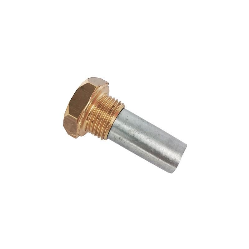 Anod i zink för värmeväxlare, JMT-, KDI-serier mm