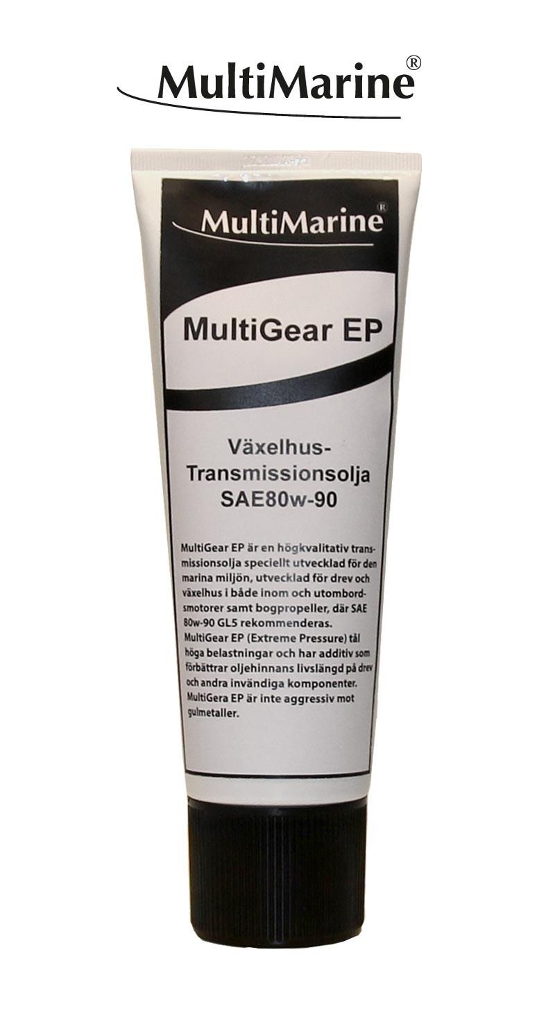 Multimarine Växelhusolja tub 250ml