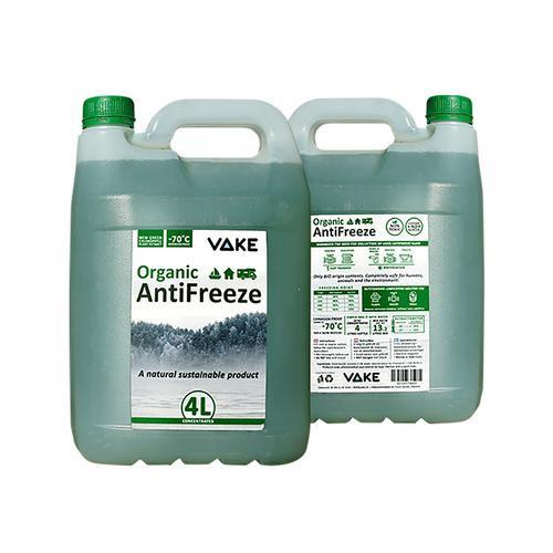VAKE antifrostvätska koncentrat, miljövänlig, 4 l.