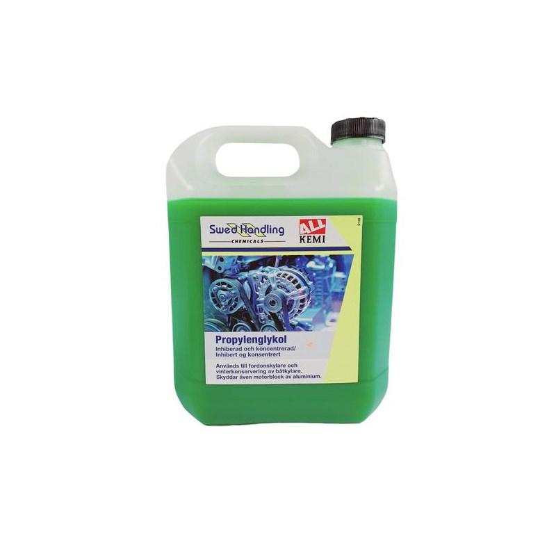 Miljöglykol grön (Propylenglykol) 4 liter