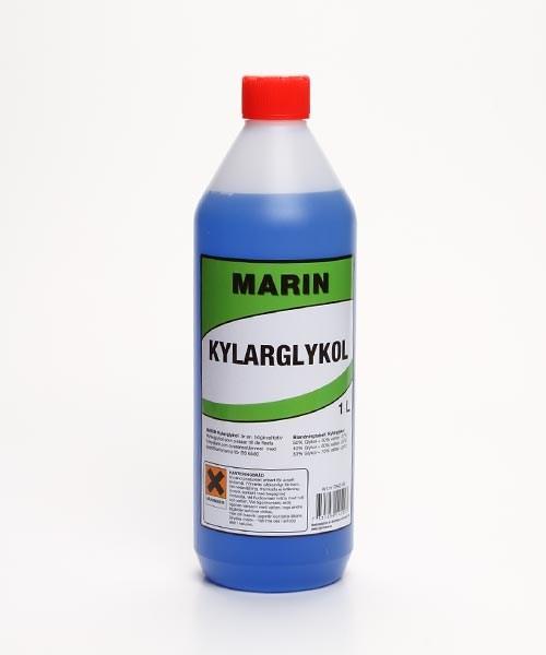 Multimarine Glykol blå 1 liter