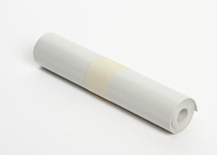 Reparationsmaterial grå PVC 1x1m 0,9mm