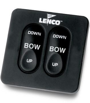 Lenco Manöverpanel standard