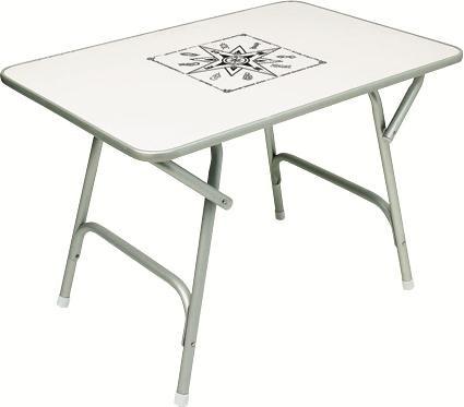 Däcksbord rektangulärt 88x60cm