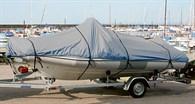 Båtkapell L550-610cm B265cm