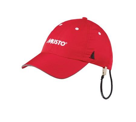 Keps Musto fast dry Röd