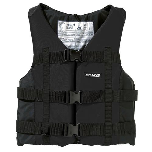 Baltic Wake svart 40-130kg