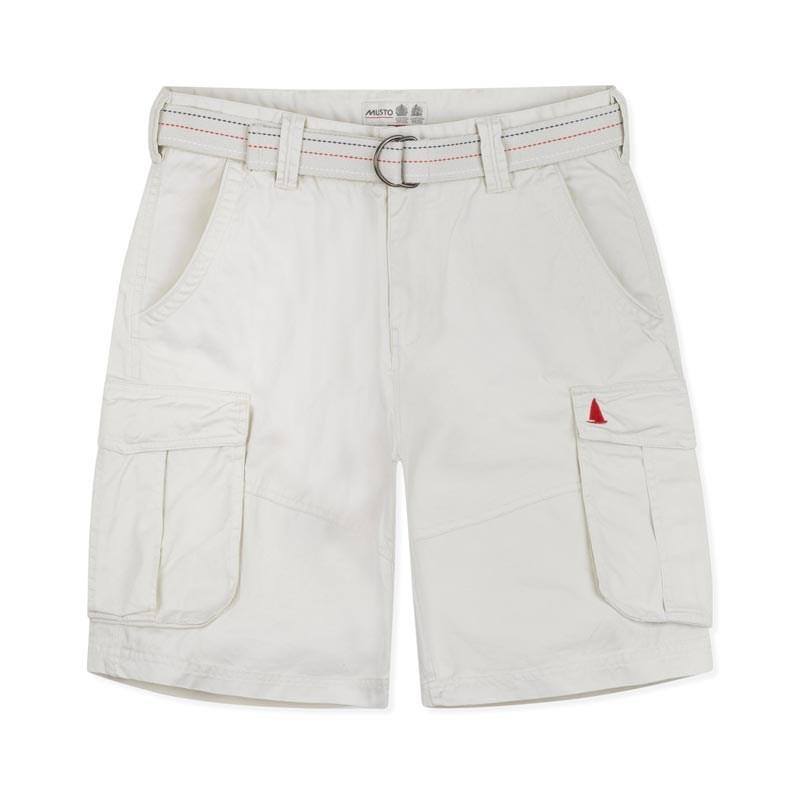 Musto Bay Combat Shorts Sand  Small 30