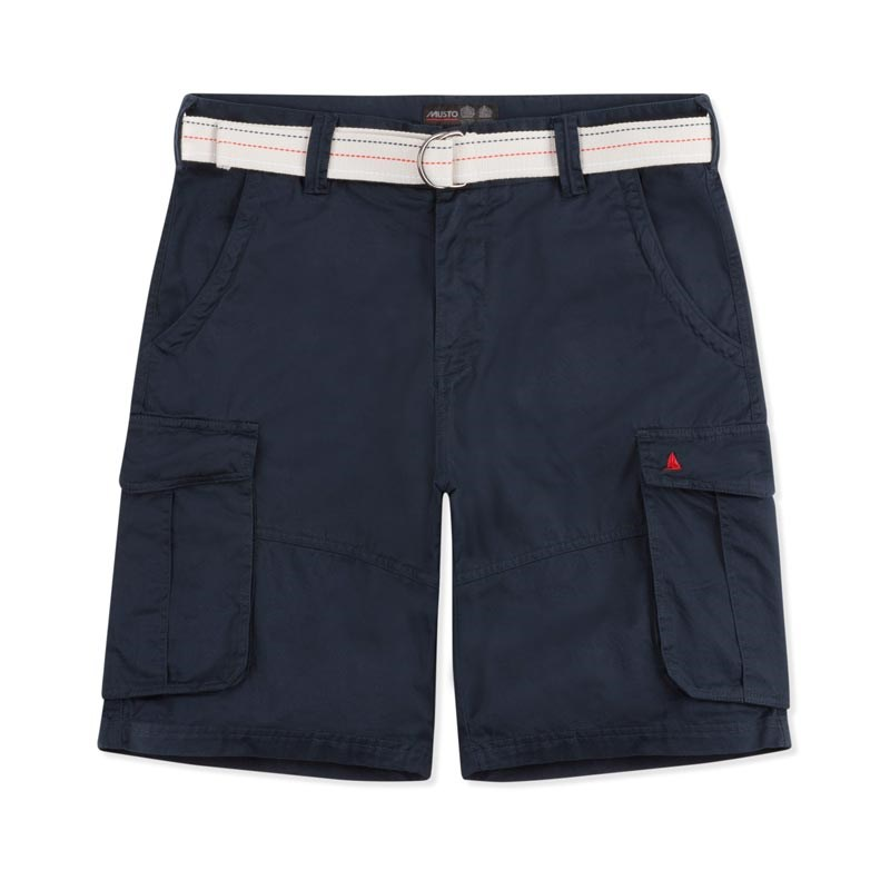 Musto Bay Combat Shorts Marinblå Medium 32