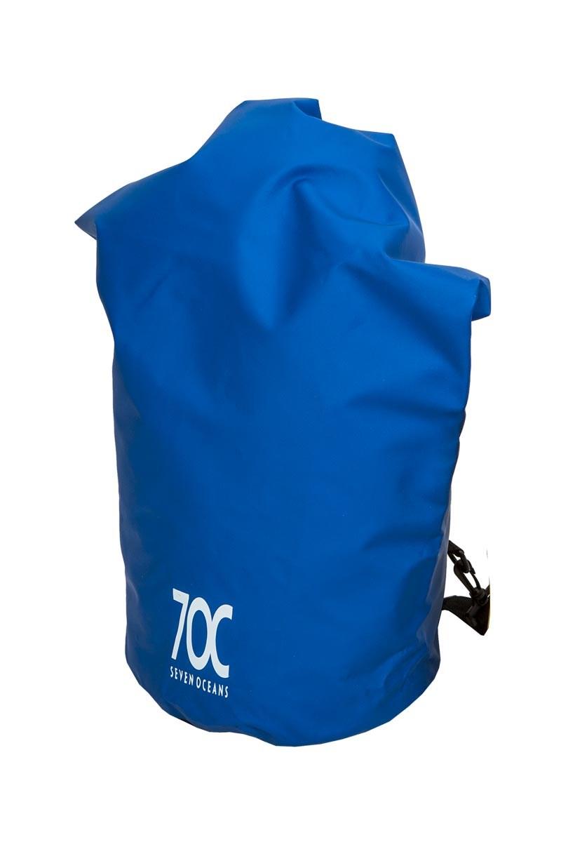 7OC Drybag marinblå 40liter