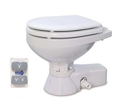 QF toalett m/sol compact 12V