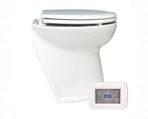 DF toalett vinkl/solnd 12V