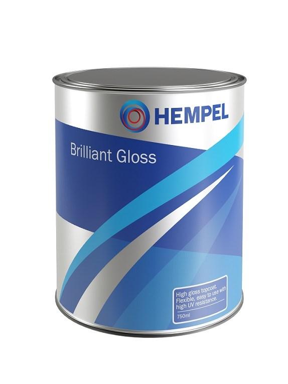 Hempel Brilliant Gloss (Off White)   0,75L