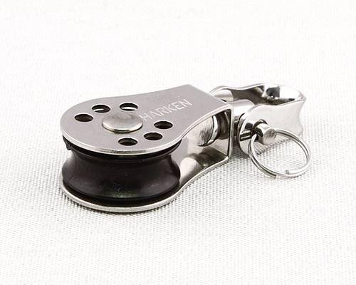 Harken svirvelblock 22/6mm