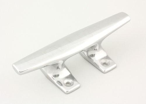 Knap aluminium 250mm