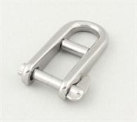 Nyckelschackel m pinne 6mm