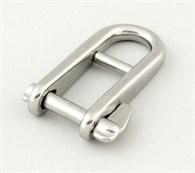 Nyckelschackel m pinne 8mm