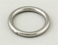 Ring rostfri inv 5mm 30mm