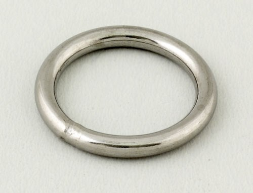 Ring rostfri 5mm inv 41mm