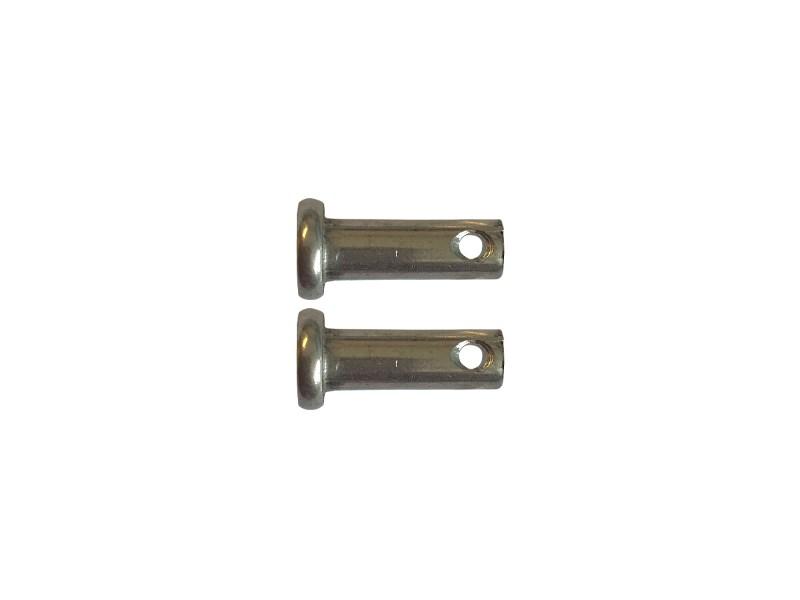 Riggbult 6x17mm FP=2st