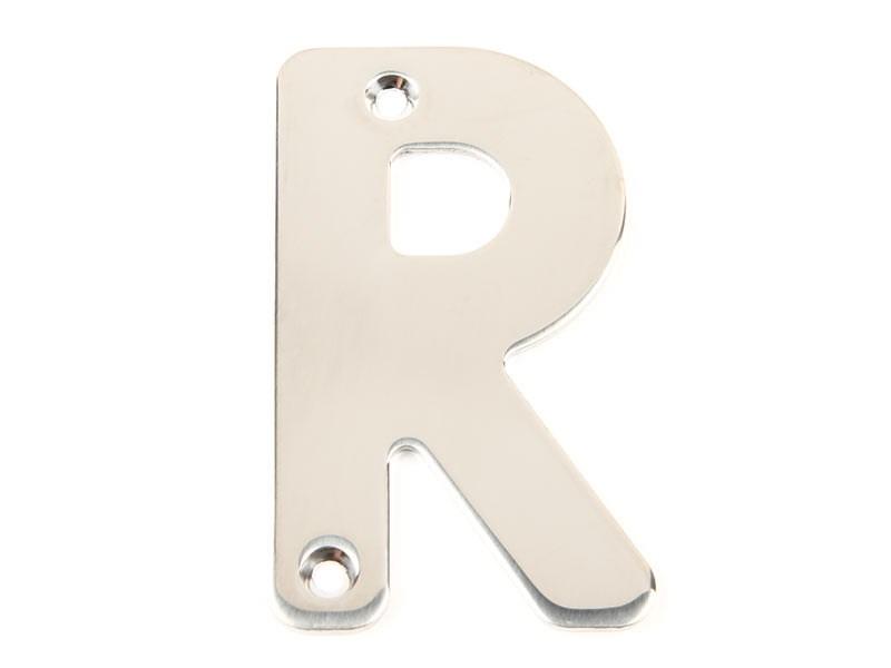 Registreringsbokstav rostfri R