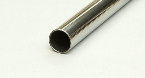 Rör rostfritt 22mm, 1m