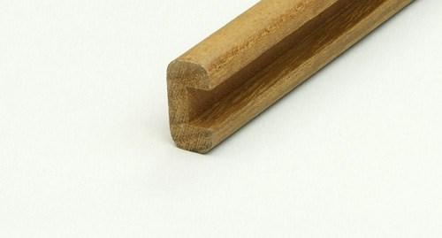 Roca kantlist 10mm spår, 2m