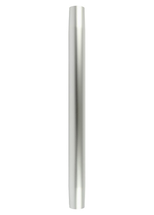 Bordsrör aluminium 700x60mm