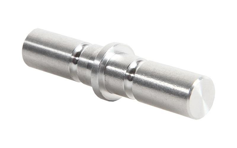 Skarvtapp aluminium för kapellrör