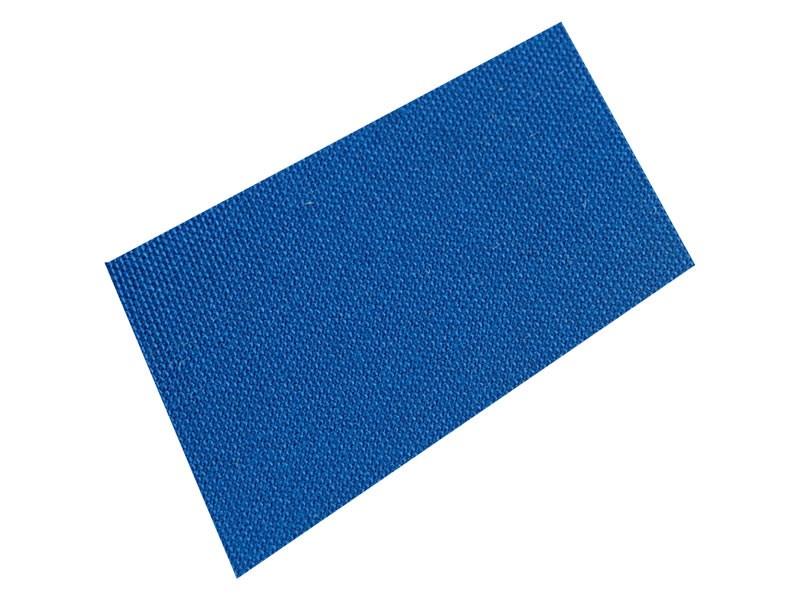 Kapellväv blå 1m