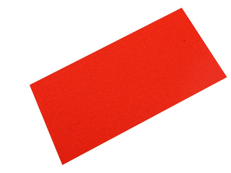 Kapellväv röd 1m