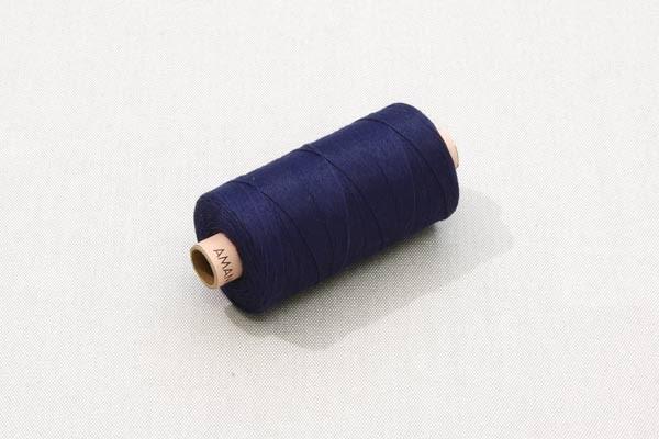 Kapelltråd marinblå
