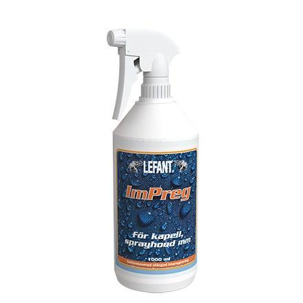 ImPreg Spray kapell & textilier Lefant
