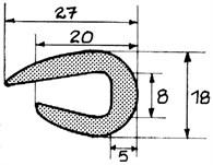 Relingslist RL1 10m