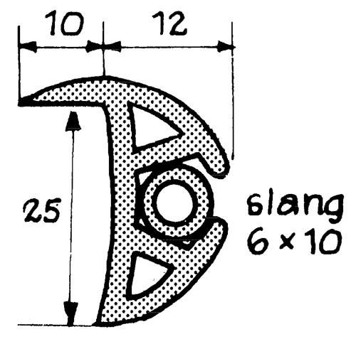 Relingslist RL41 12m