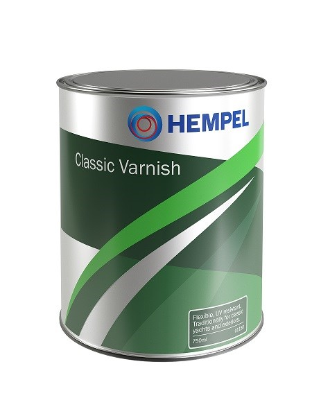 Classic varnish 750ml
