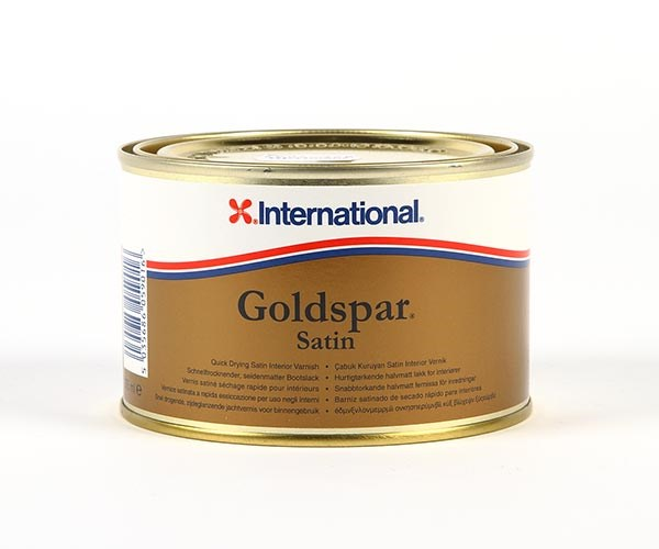 Goldspar halvmatt 375ml