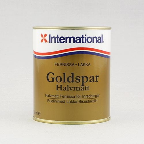 Goldspar halvmatt 750ml