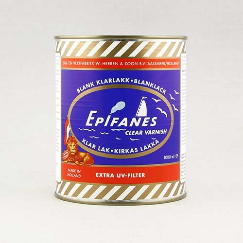 Epifanes klarlack högblank 1liter