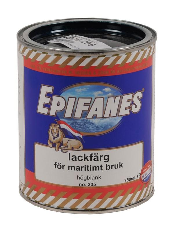 Epifanes lack mörkblå 750ml