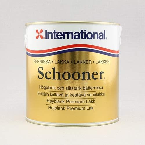 Schooner lack 2.5lit