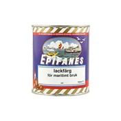 Epifanes vit halvmatt 750ml