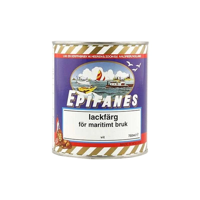 Epifanes vit sidenmatt 750ml