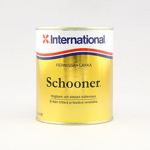 Schooner högblank 750ml