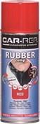 Rubber Comp Gummifärg Röd 400ml