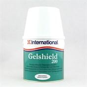 Gelshield grå bas+härdare 2.5liter