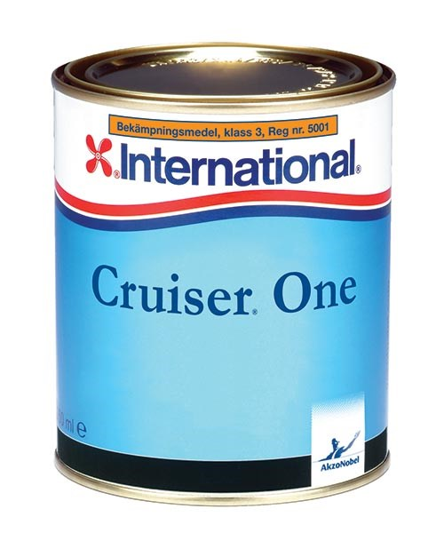 Cruiser One svart 750ml